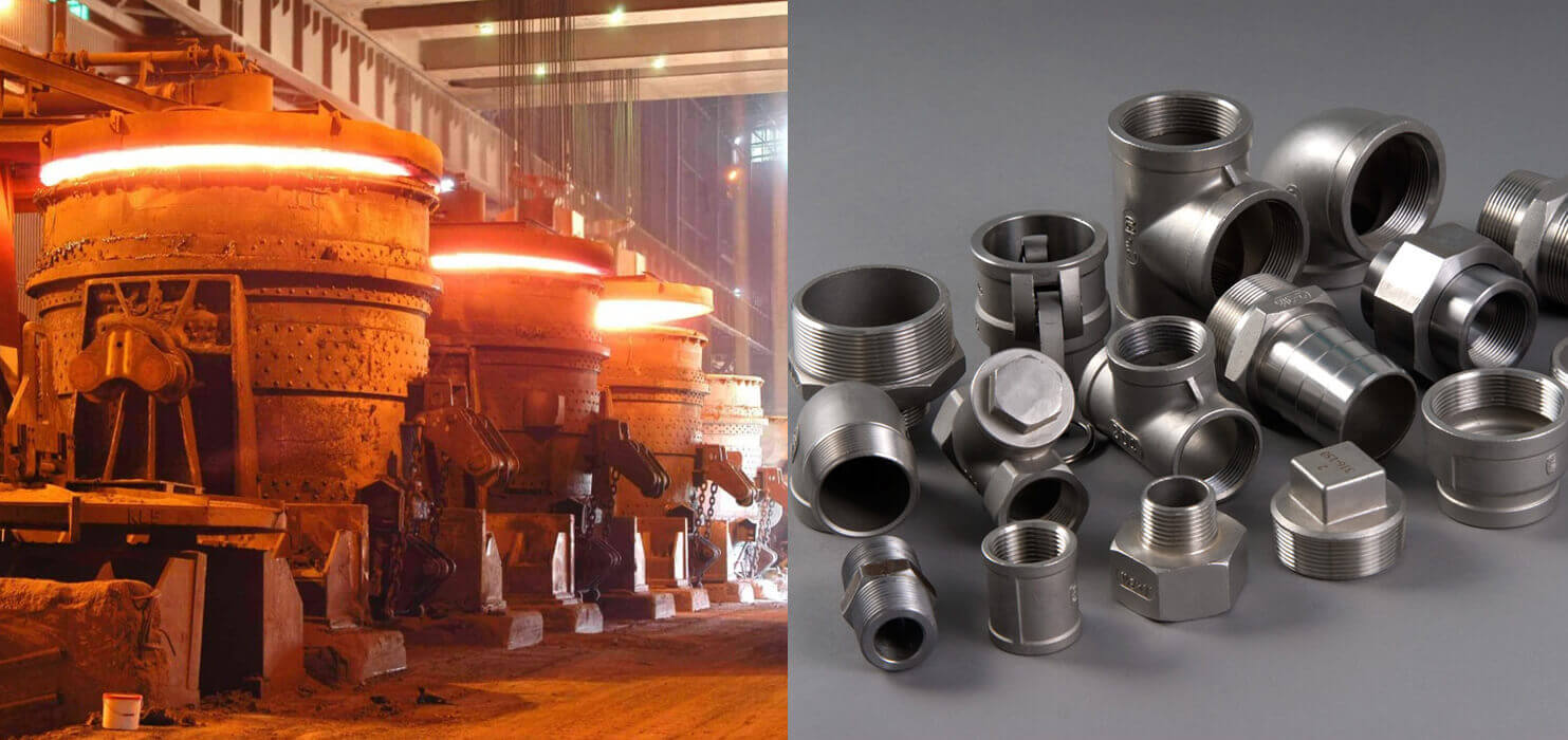 Alloy Steel ASTM A182 F11 Forged Fittings