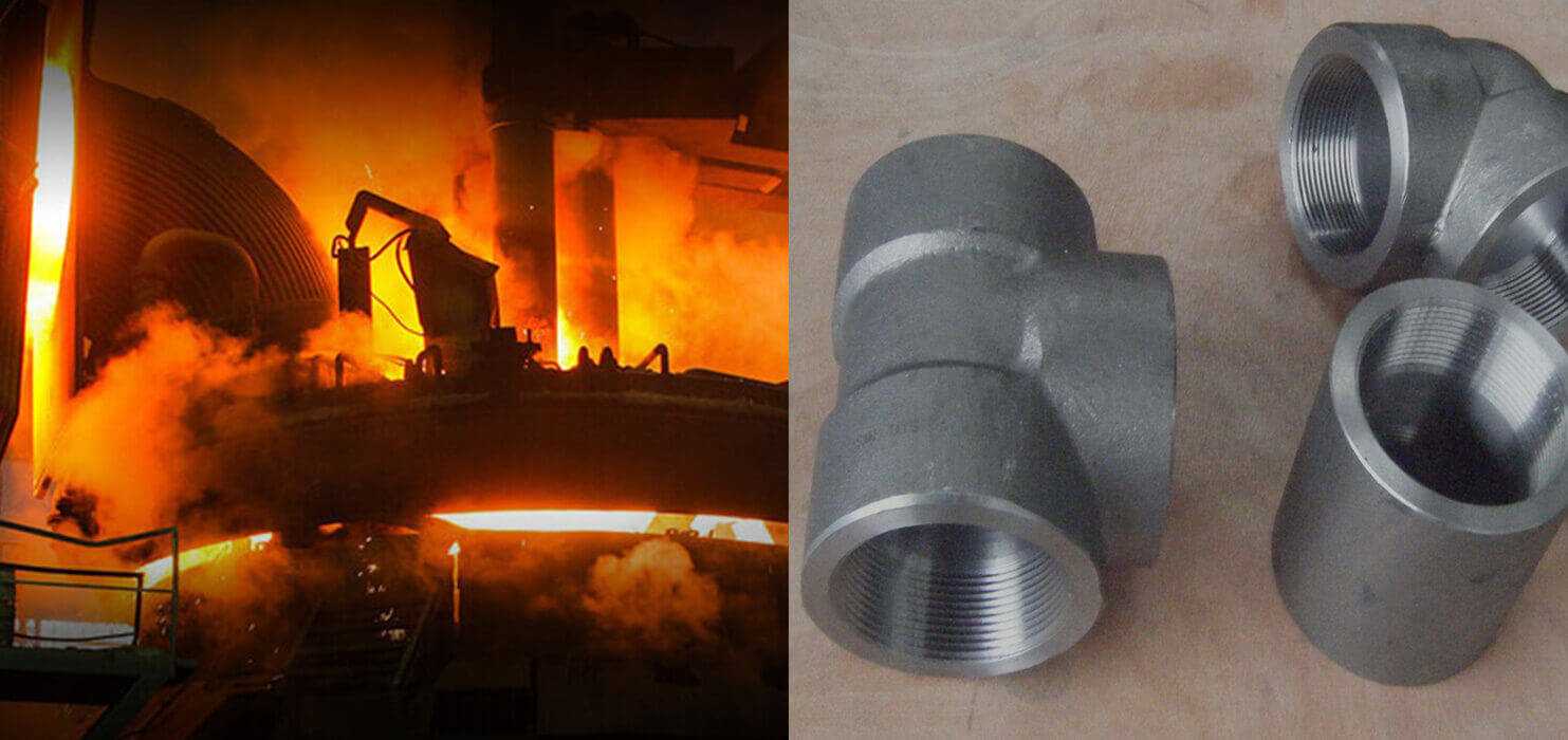 Alloy Steel ASTM A182 F22 Forged Fittings