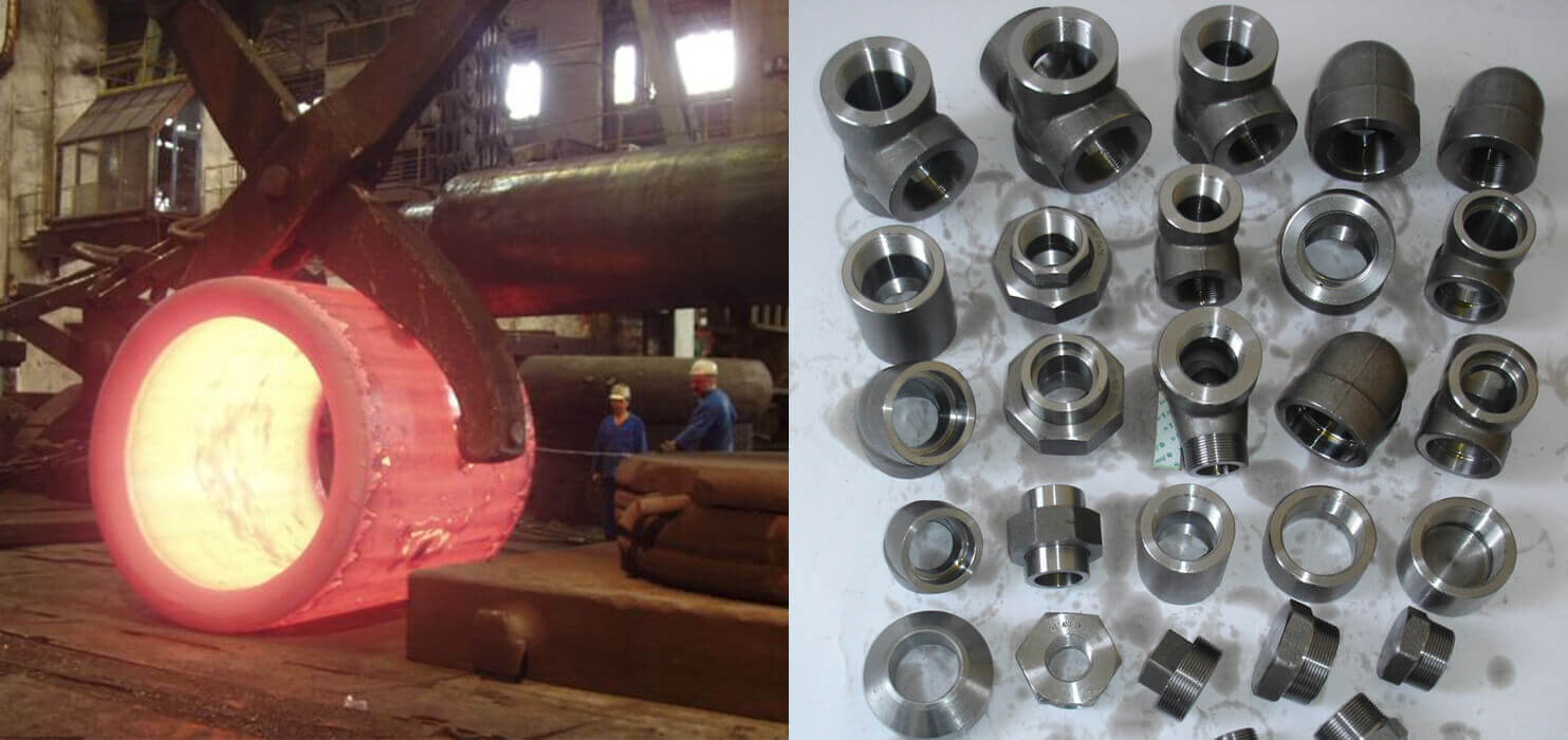 Alloy Steel ASTM A182 F5 Forged Fittings
