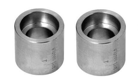 ASTM A182 Alloy Steel F22 Forged Socket Weld Full Coupling