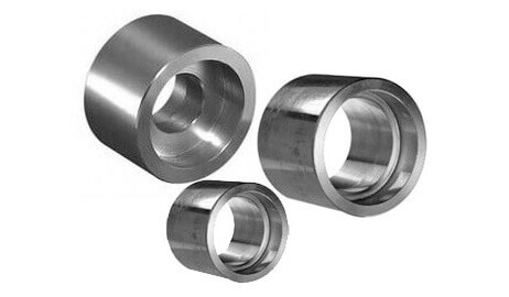 ASTM A182 Alloy Steel F5 Forged Socket Weld Half Coupling