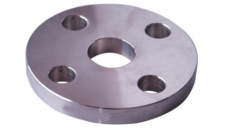 ASTM A182 Alloy Steel F5 Plate Flanges