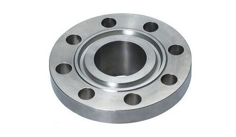 ASTM A182 Alloy Steel F5 Ring Type Joint Flanges