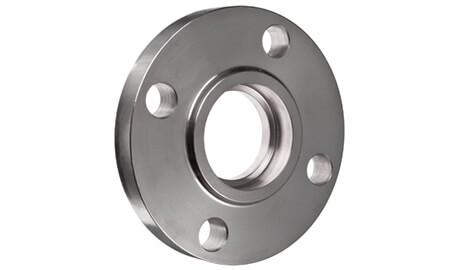ASTM A182 Alloy Steel F5 Slip On Flanges
