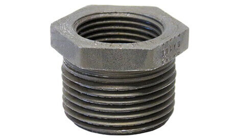 ASTM A105 Carbon Steel Threaded / Screwed Bushing