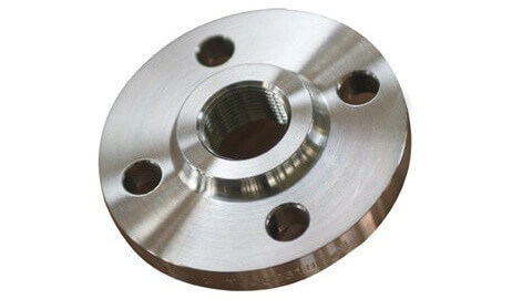 ASTM A182 Alloy Steel F5 Threaded / Screwed Flanges