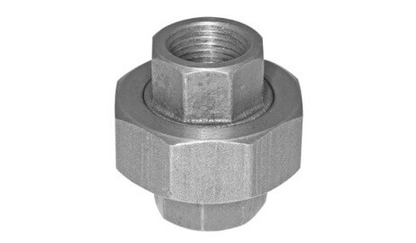 ASTM A182 Alloy Steel F22 Threaded / Screwed Union