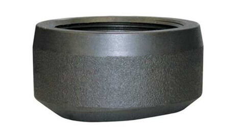 ASTM B366 Alloy 20 Threaded Outlets