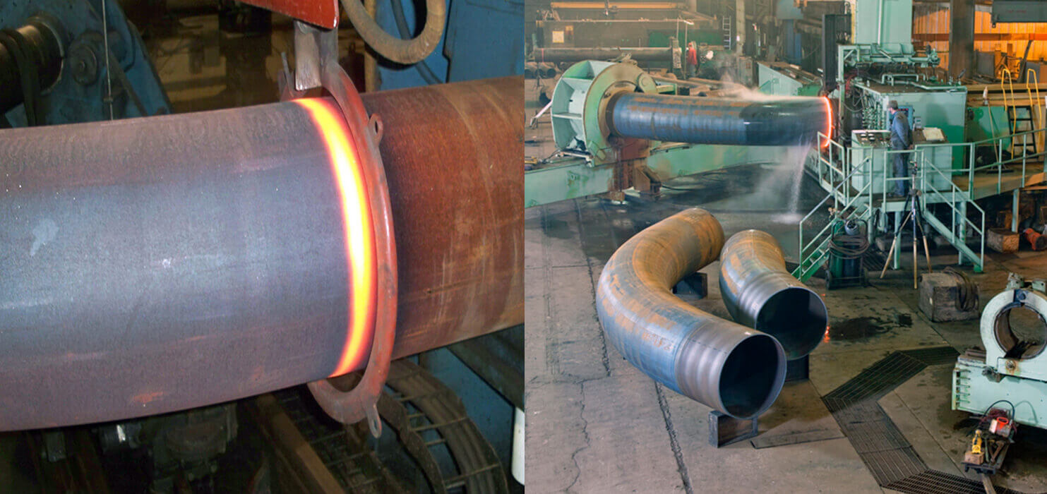 Alloy Steel ASTM A234 WP11 Pipe Bends