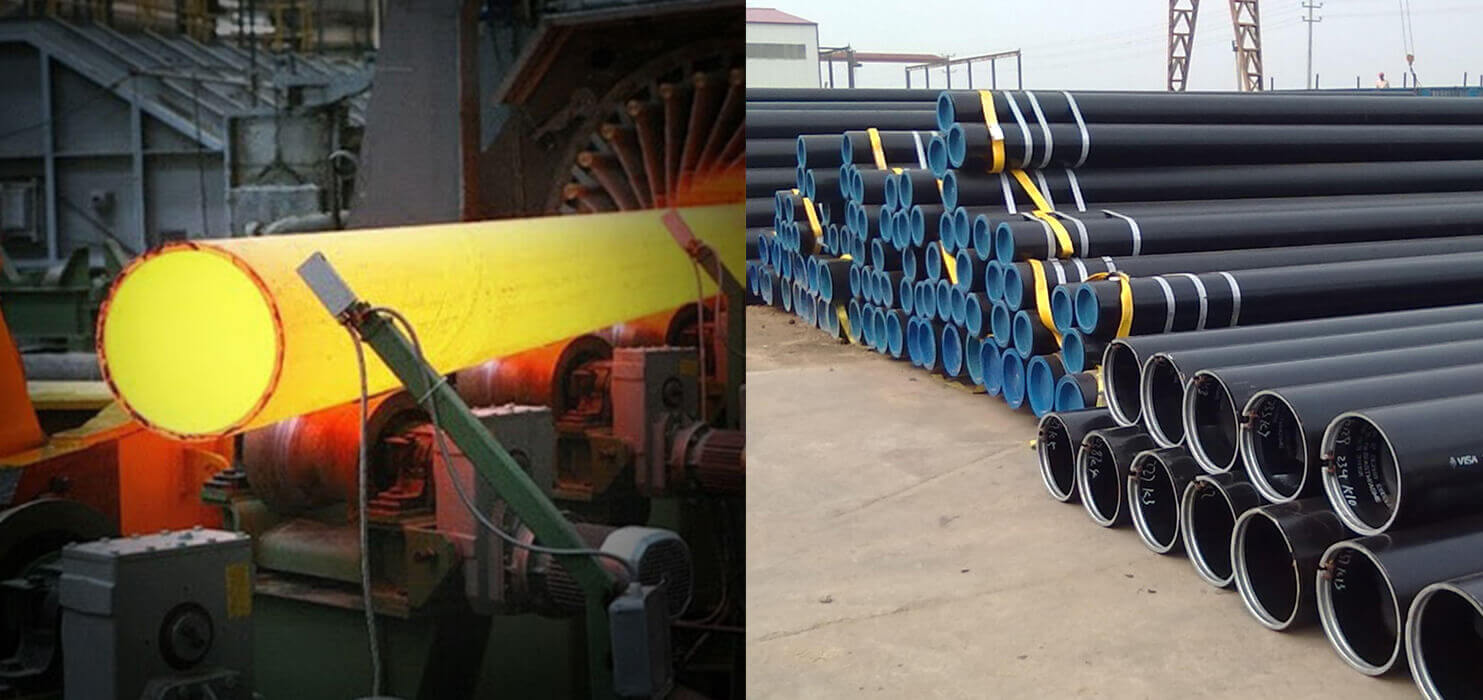 High Yield CS API 5L Pipes & Tubes