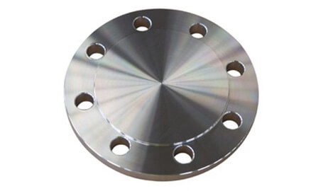 ASTM A182 Super Duplex Steel Blind Flanges