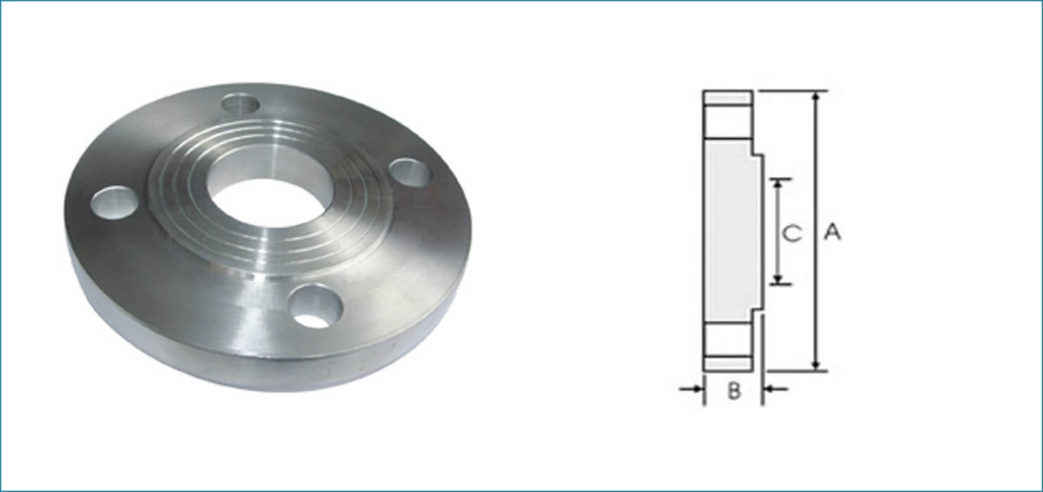 BS 4504 Flanges