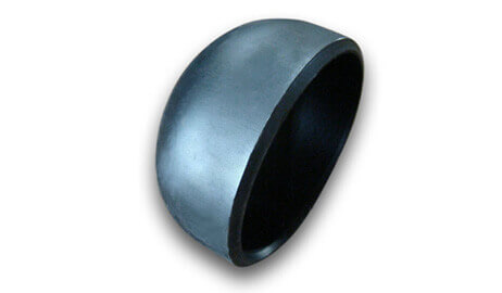 Carbon Steel ASTM A234 WPB End Pipe Cap