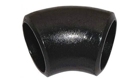 Carbon Steel ASTM A234 WPB SR Elbow