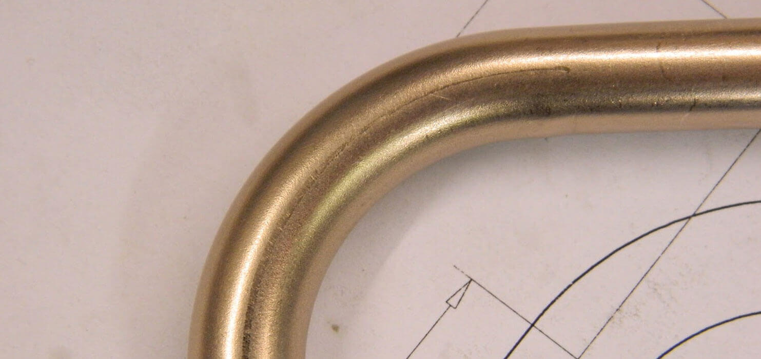 Copper Nickel Pipe Bends