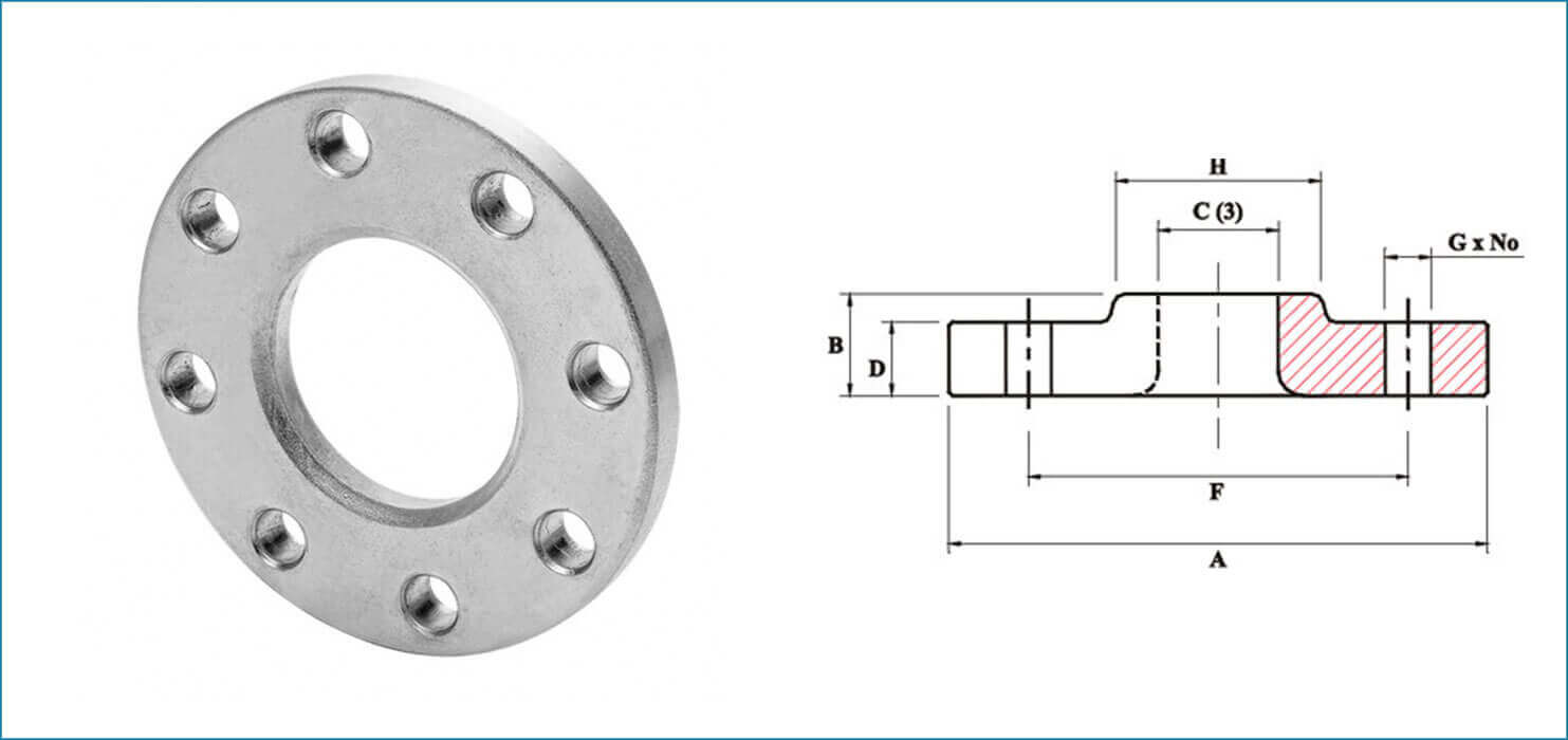 Lap Joint Flanges : Lap joint flanges ss stainless steel