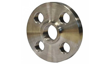 ASTM A182 Super Duplex Steel Lap Joint Flanges