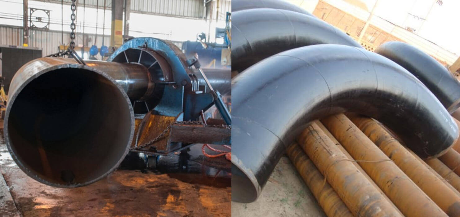 LTCS ASTM A420 WPL6 Pipe Bends