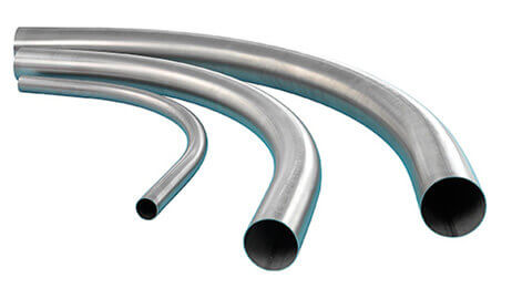 ASTM A403 SS WP317 / 317L Pipe Bend