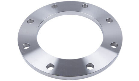ASTM A182 Super Duplex Steel Plate Flanges