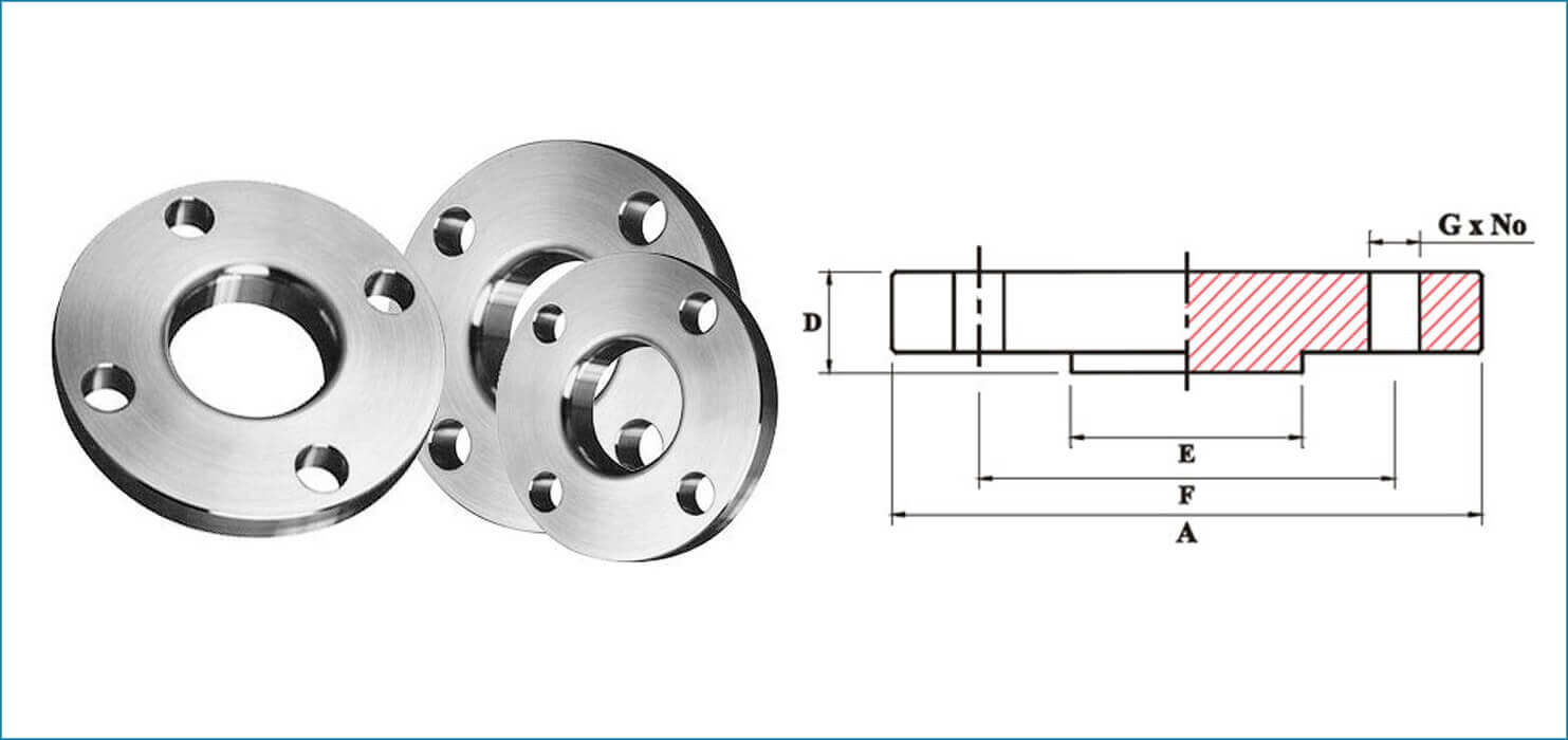 Raised Face Flanges, SS Raised Face Flanges, Stainless Steel Raised
