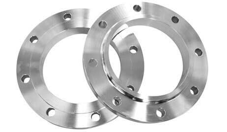 ASTM A182 Super Duplex Steel Slip On Flanges