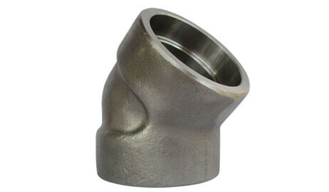 ASTM A182 SS 304L Forged 45 Degree Elbow