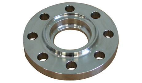 ASTM A182 Super Duplex Steel Socket Weld Flanges
