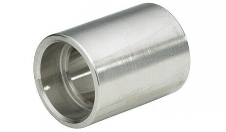 ASTM A182 SS 316Ti Forged Socket Weld Full Coupling