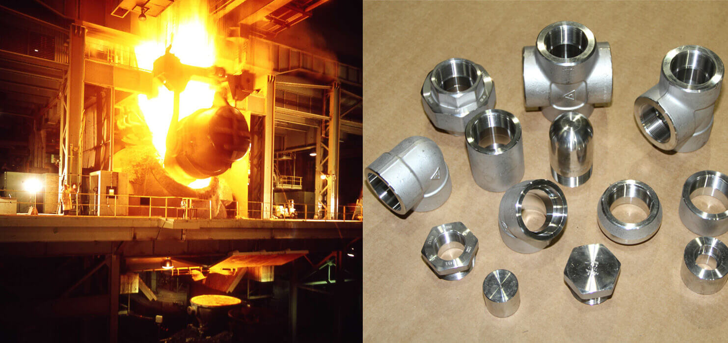 ASTM A182 304 Stainless Steel Forged Fittings