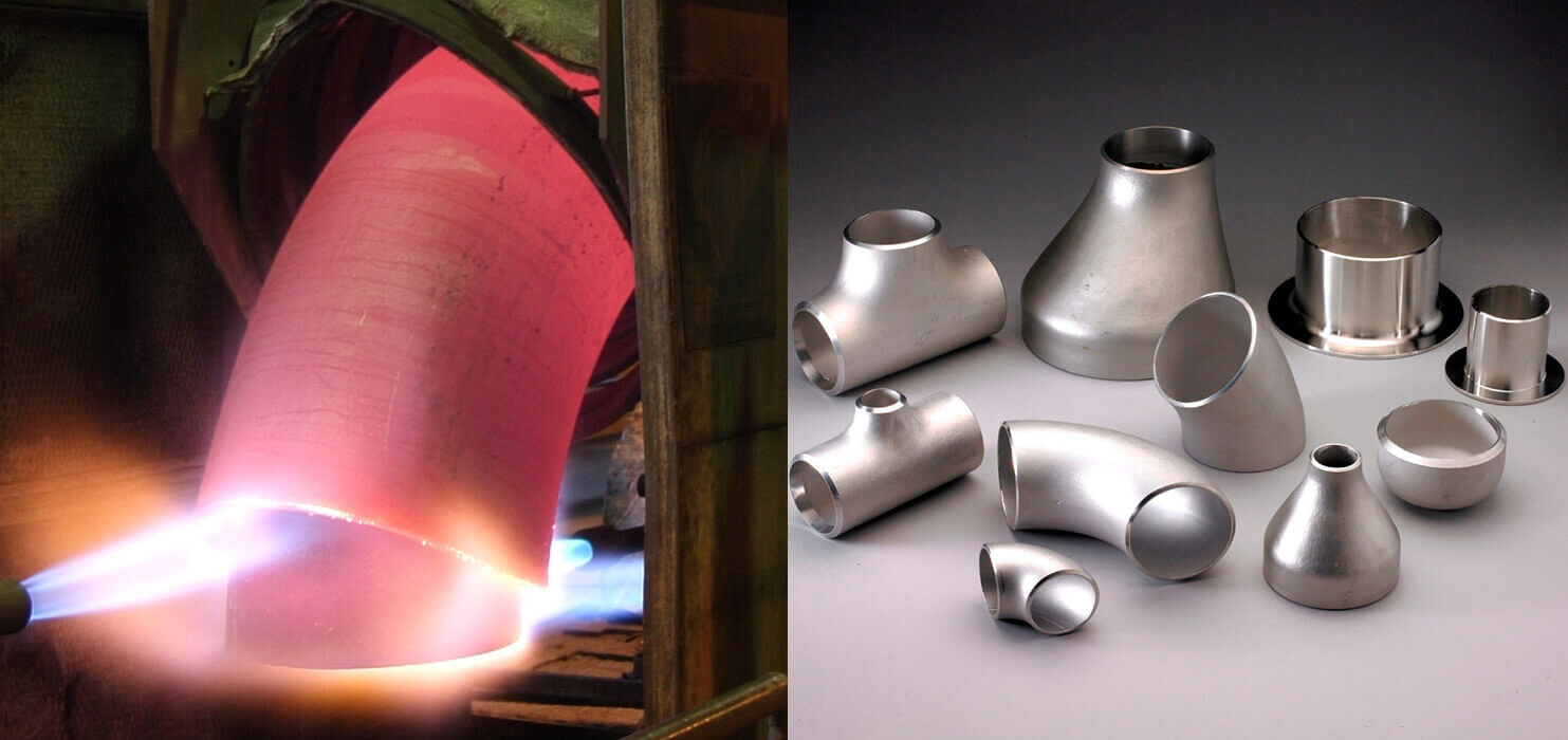 Duplex Steel S31803 / S32205 Buttweld Fittings