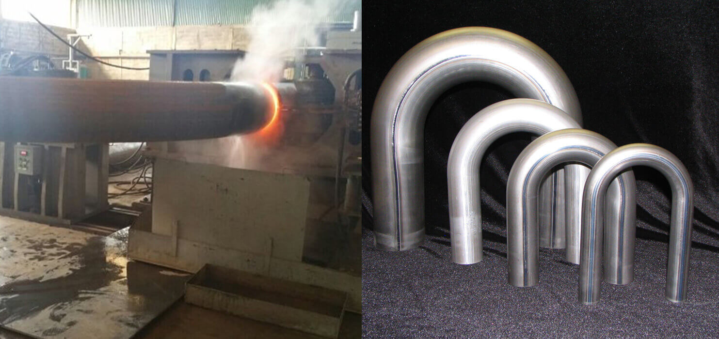 Stainless steel h pipe bends ss long radius bend