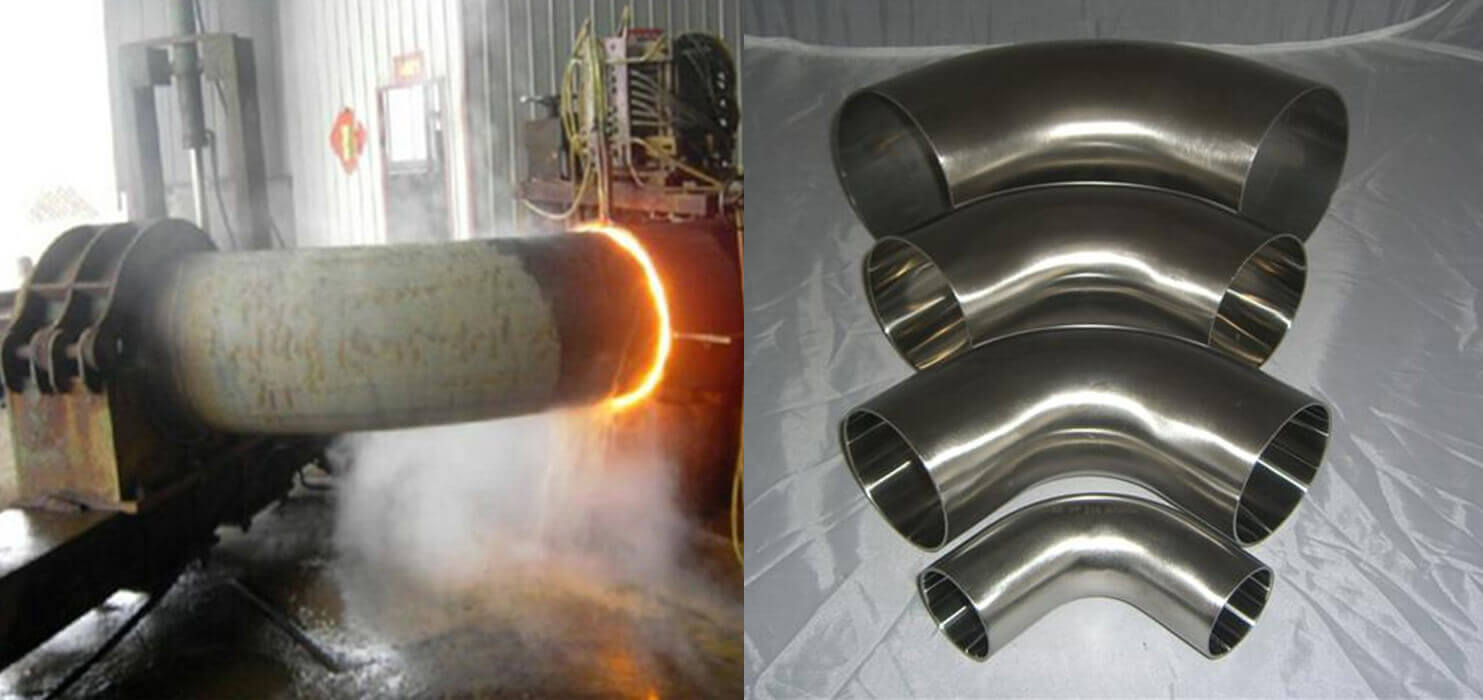 Alloy 20 Pipe Bends
