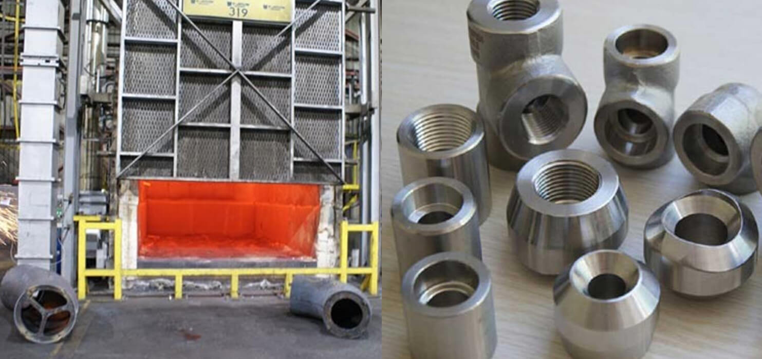 ASTM A182 347 / 347H Stainless Steel Forged Fittings