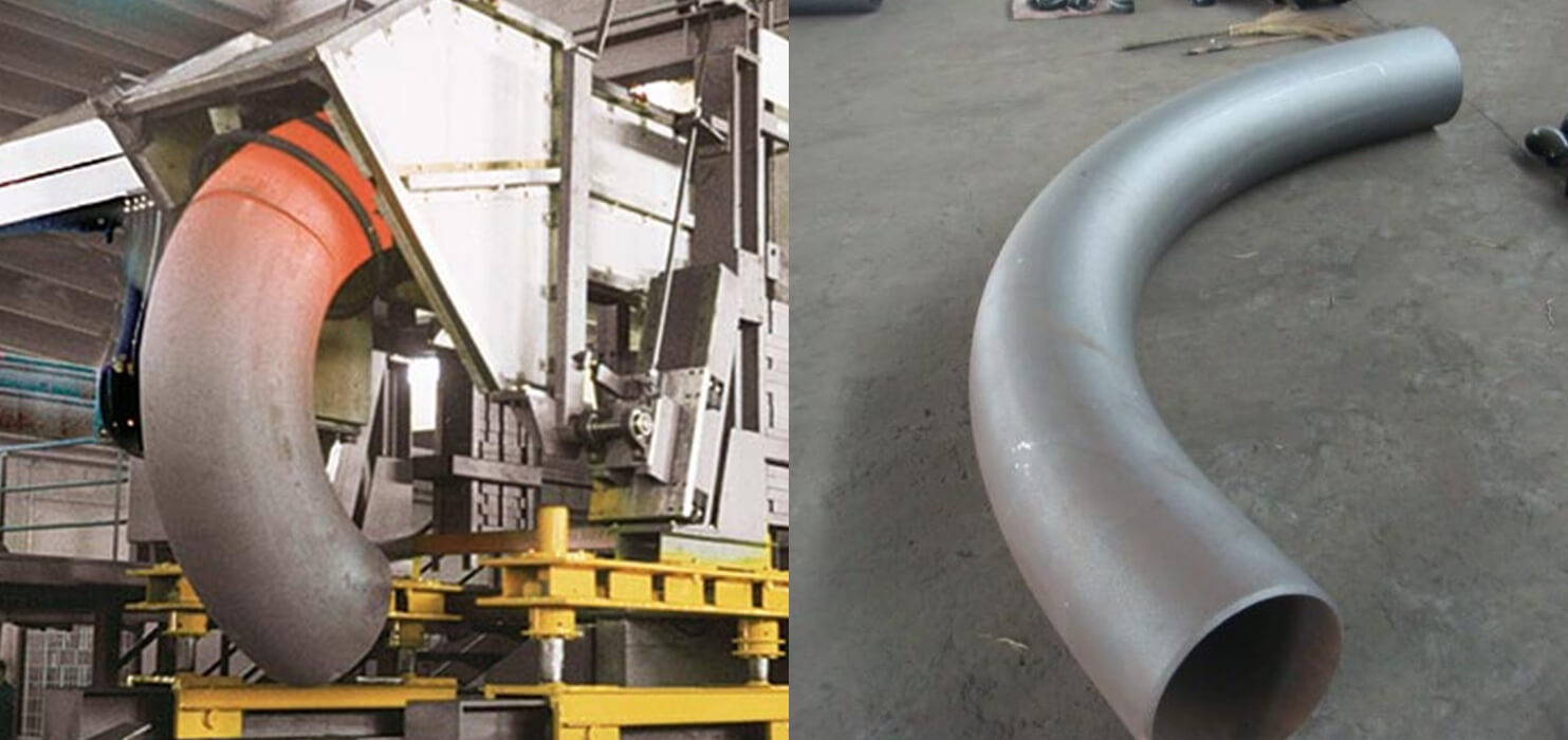 ASTM A403 316H Stainless Steel Pipe Bends