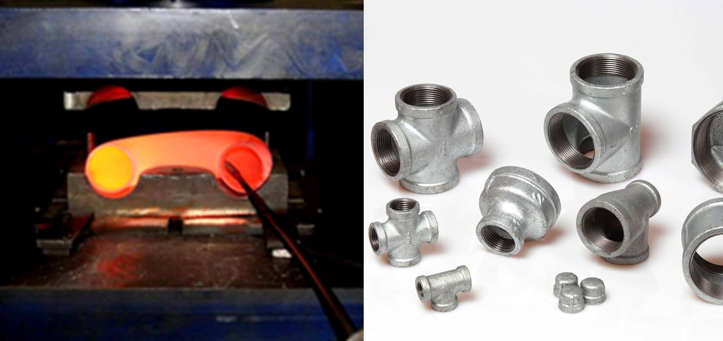 ASTM A182 316L Stainless Steel Forged Fittings