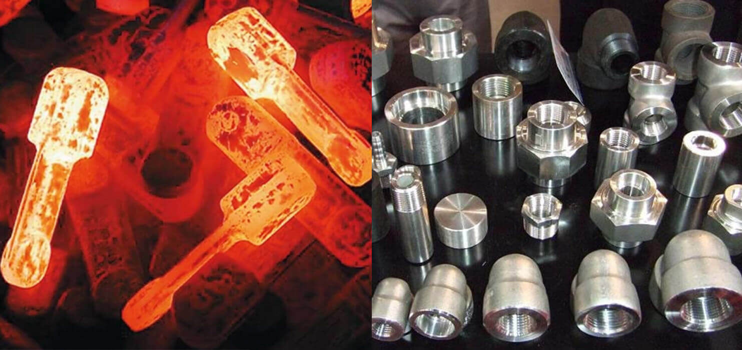 ASTM A182 316Ti Stainless Steel Forged Fittings