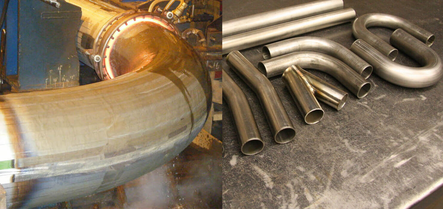 ASTM A403 321 / 321H Stainless Steel Pipe Bends