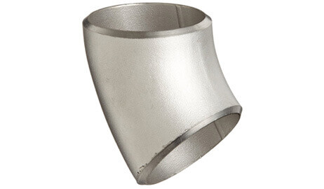 ASTM A403 WP316 SS 45° Elbows