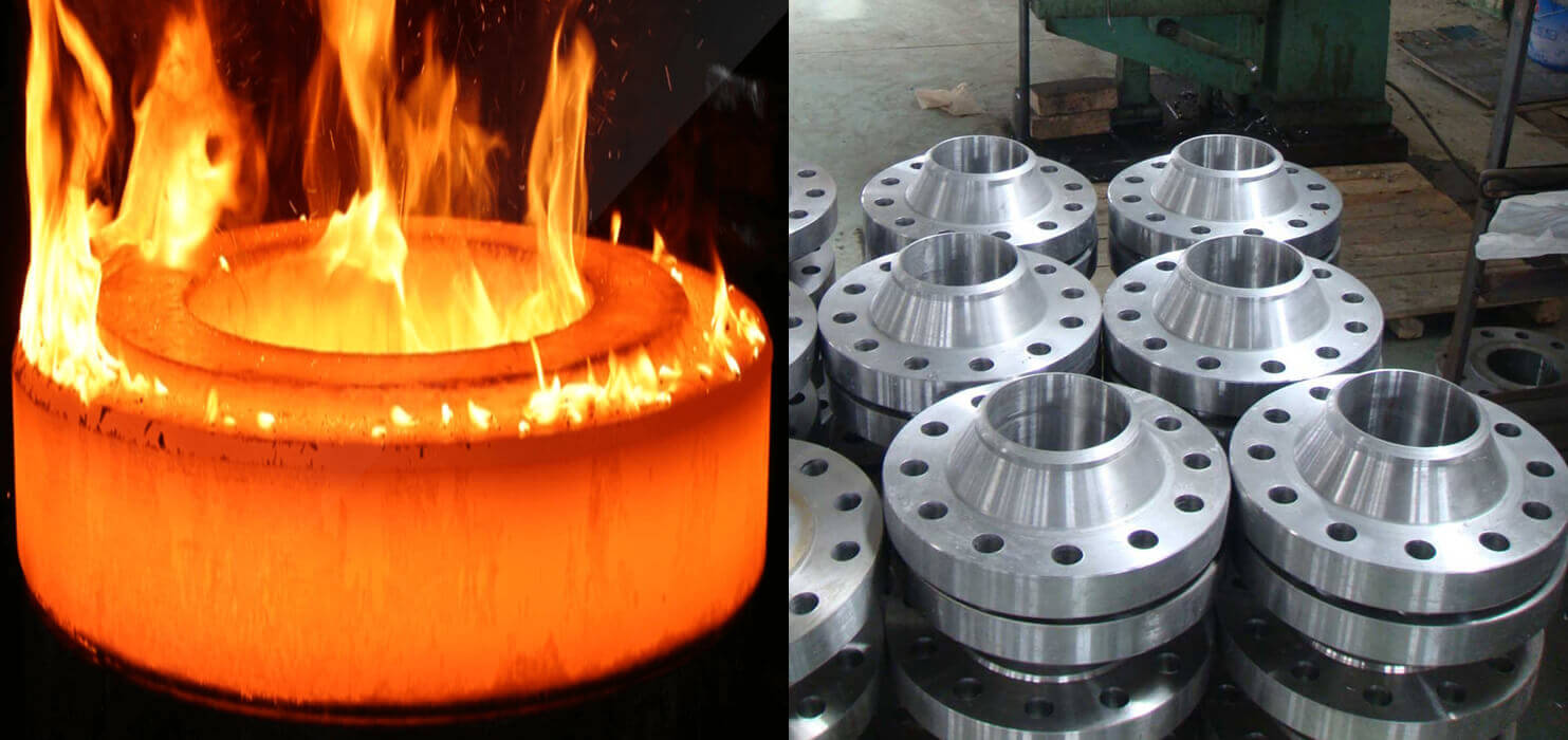ASTM B649 904L Stainless Steel Flanges