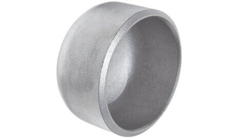 ASTM A403 WP316Ti SS End Pipe Cap