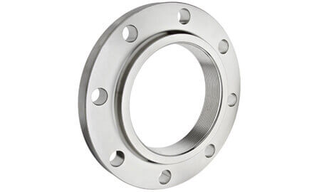 ASTM B564 Inconel Threaded / Screwed Flanges