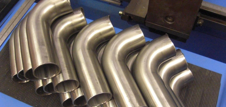 Titanium Bends Titanium Long Radius Bend Titanium Gr 2