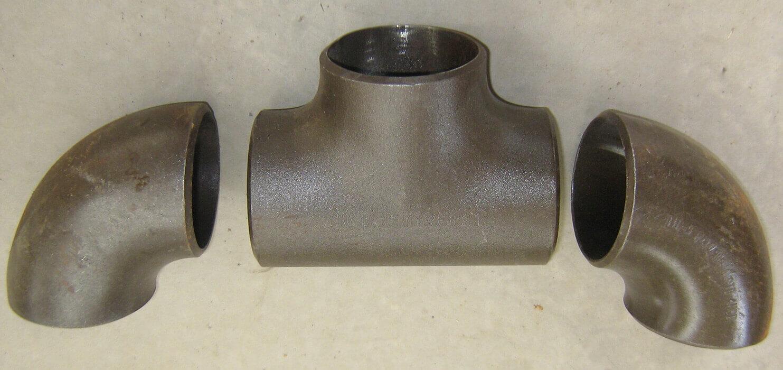 Titanium Buttweld Fittings, Ti Gr  2 Butt weld Pipe Fittings