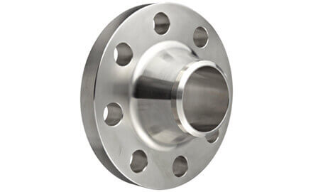 ASTM A182 Super Duplex Steel Weld Neck Flanges