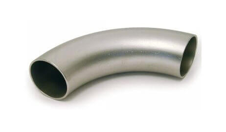 ASTM A403 SS WP317 / 317L Welded Pipe Bend